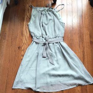 CLOSET CLOSING Grey dress